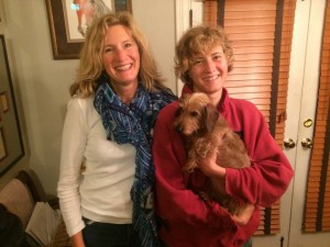 Lost dog recovered by family